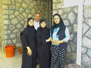 Staff Members at the Aden Area Office of Save the Children, Yemen