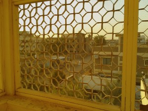 From my Guesthouse Window in Khartoum